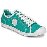 Pataugas  BAHER-T-VERT-EAU  women's Shoes (Trainers) in Green