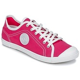 Pataugas  BAHER-T-FUCHSIA  women's Shoes (Trainers) in Pink