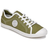 Pataugas  BAHER-T-KAKI  women's Shoes (Trainers) in Green