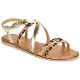 Ravel  MANATEE  women's Sandals in Gold