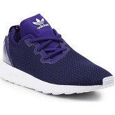 adidas  Adidas ZX Flux ADV Asym S79053  men's Shoes (Trainers) in Purple