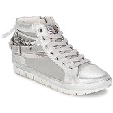 Dockers by Gerli  BILENE  women's Shoes (High-top Trainers) in Silver