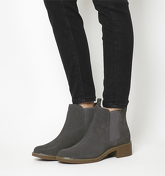 Timberland Brinda Double Gore Chelsea FORGED IRON SUEDE