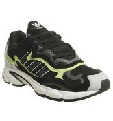 adidas Temper Run CORE BLACK GLOW