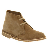 Office Uphill Desert Boot BEIGE SUEDE