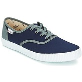 Victoria  INGLESA LONA DETALL CONTRAS  women's Shoes (Trainers) in Blue