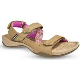 Columbia  Waterproof Woman Sandals  women's Flip flops / Sandals (Shoes) in Beige