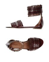ALAÏA FOOTWEAR Sandals