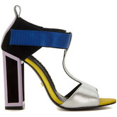 Kat Maconie  Cat Makonie Stephy multicolor leather heeled sandal  women's Sandals in Multicolour