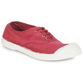 Bensimon  TENNIS LACET  women's Mid Boots in Red