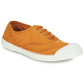 Bensimon  TENNIS LACET  women's Mid Boots in Yellow