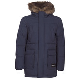 Calvin Klein Jeans  MID LENGTH DOWN PARKA  men's Jacket in Blue