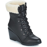 Sorel  AFTER HOURS™ LACE SHEARLING  men's Snow boots in Black