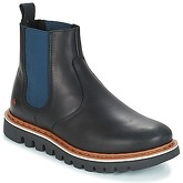 Art  TORONTO  men's Mid Boots in Black