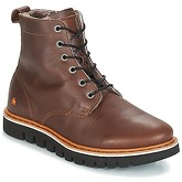 Art  TORONTO  men's Mid Boots in Brown