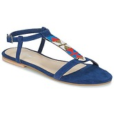 Betty London  GERTA  women's Sandals in Blue
