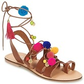 Betty London  GELO  women's Sandals in Brown