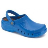 Calzamedi  unisex clog comfortable anatomical pvc  women's Mules / Casual Shoes in Blue
