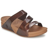 FitFlop  SUPERJELLY™ TWIST  women's Mules / Casual Shoes in Brown