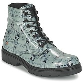 Art  ALPINE20  men's Mid Boots in Grey