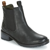 Barbour  LATIMER  women's Low Ankle Boots in Black