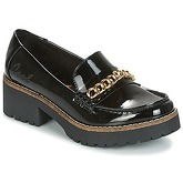 Coolway  CHERLOF  women's Loafers / Casual Shoes in Black