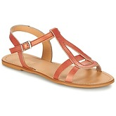So Size  GAPPA  women's Sandals in Brown