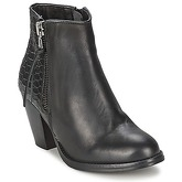 Bronx  Bmadoc  women's Low Ankle Boots in Black