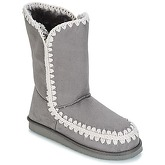 LPB Shoes  NATHALIE  women's High Boots in Grey