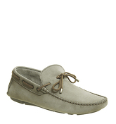 Ask the Missus Bounty Driver KHAKI NUBUCK