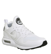 Nike Air Max Prime WHITE MONO BLACK