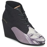 Eleven Paris  LANACAN  women's Shoes (High-top Trainers) in Black