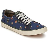 Barbour  VICTORIA PRINT  women's Shoes (Trainers) in Multicolour