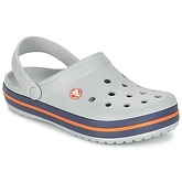 Crocs  CROCBAND  women's Clogs (Shoes) in Grey