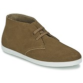 Yurban  PERTU  women's Shoes (High-top Trainers) in Brown