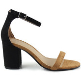 London Rag  Sigrid  women's Sandals in Black