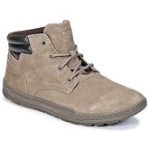 Caterpillar  CREEDENCE  men's Shoes (High-top Trainers) in Brown