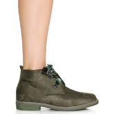 Infinie Passion  Flat ankle boots 00W060638  women's Low Ankle Boots in Green