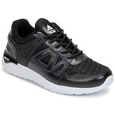 Asfvlt  DISTRICT  men's Shoes (Trainers) in Black