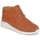 Asfvlt  YUMA  men's Shoes (High-top Trainers) in Brown