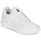 Asfvlt  DISTRICT  men's Shoes (Trainers) in White