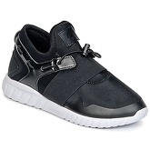 Asfvlt  AREA MID  men's Shoes (High-top Trainers) in Black