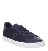 Fred Perry Lawn CARBON BLUE IVY