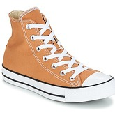 Converse  CHUCK TAYLOR ALL STAR SEASONAL COLOR HI RAW SUGAR  men's Shoes (High-top Trainers) in Brown