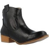 Mustang  55687  women's Low Ankle Boots in Black