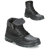 Casual Attitude  PALLIANE  women's Mid Boots in Black