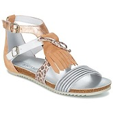 Regard  RABAX  women's Sandals in Silver