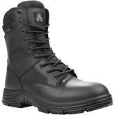 Amblers Safety  Combat  men's Low Ankle Boots in Black