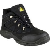 Amblers Safety  FS151  men's Low Ankle Boots in Black