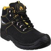 Amblers Safety  FS213  men's Low Ankle Boots in Black